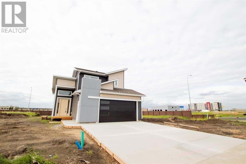 House for sale at 11421 Wisteria Ct Grande Prairie Alberta - MLS: GP210472
