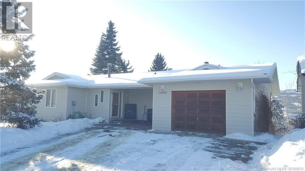 House for sale at 11422 101 St Peace River Alberta - MLS: GP208670