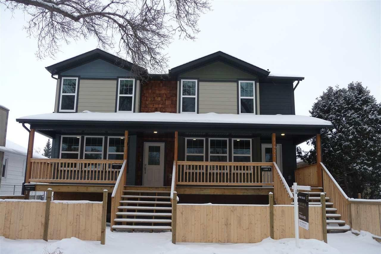 Townhouse for sale at 11425 67 St NW Edmonton Alberta - MLS: E4205331