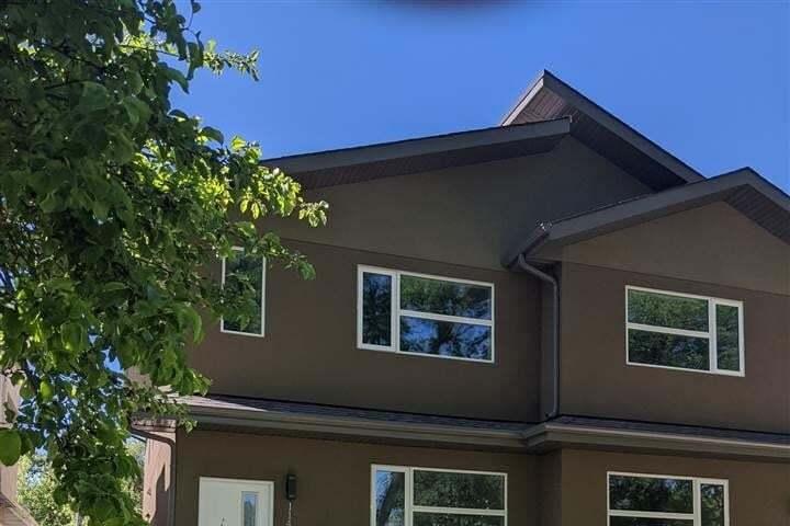 Townhouse for sale at 11427 80 Av NW Edmonton Alberta - MLS: E4202006