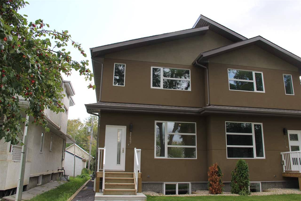 Townhouse for sale at 11427 80 Ave Nw Edmonton Alberta - MLS: E4171718