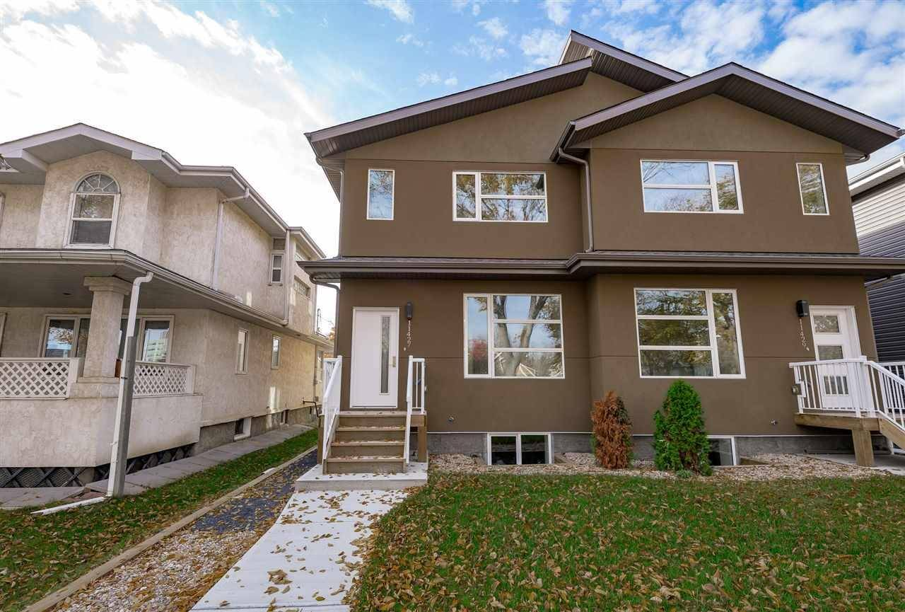Townhouse for sale at 11427 80 Ave Nw Edmonton Alberta - MLS: E4177611