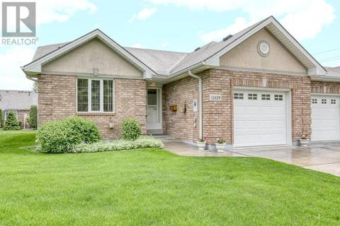 Townhouse for sale at 11429 Arvilla  Windsor Ontario - MLS: 19018545