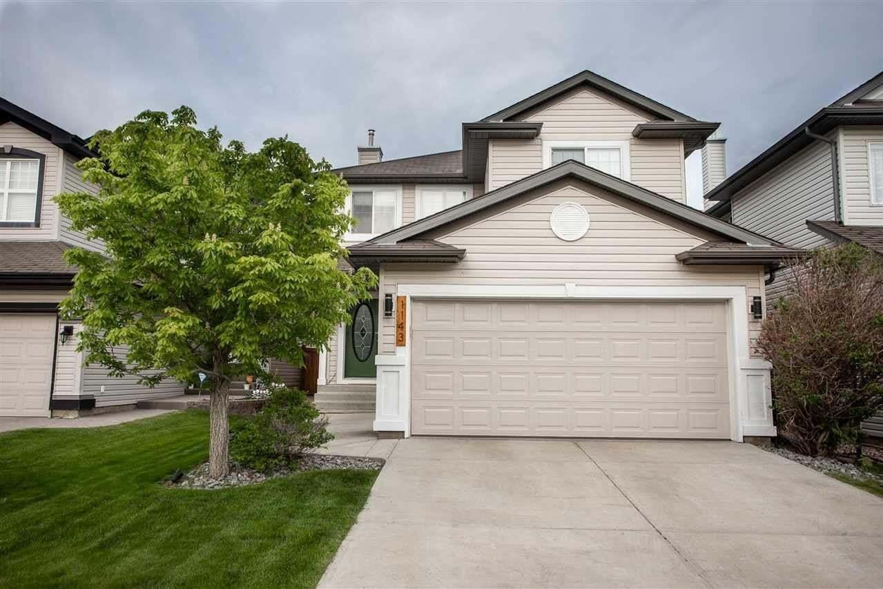 House for sale at 1143 113 St SW Edmonton Alberta - MLS: E4199369