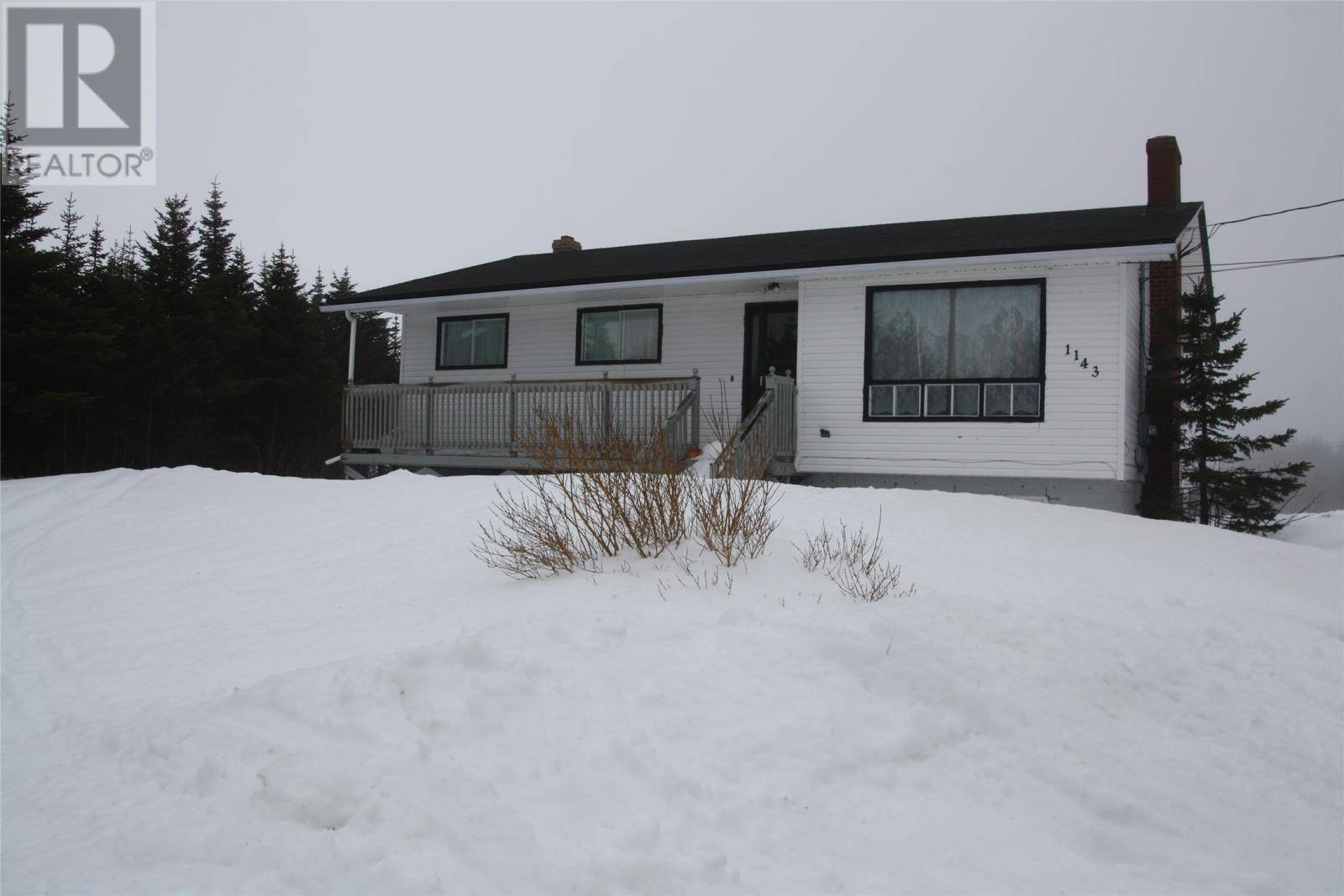 House for sale at 1143 Bauline Line Bauline Newfoundland - MLS: 1212056