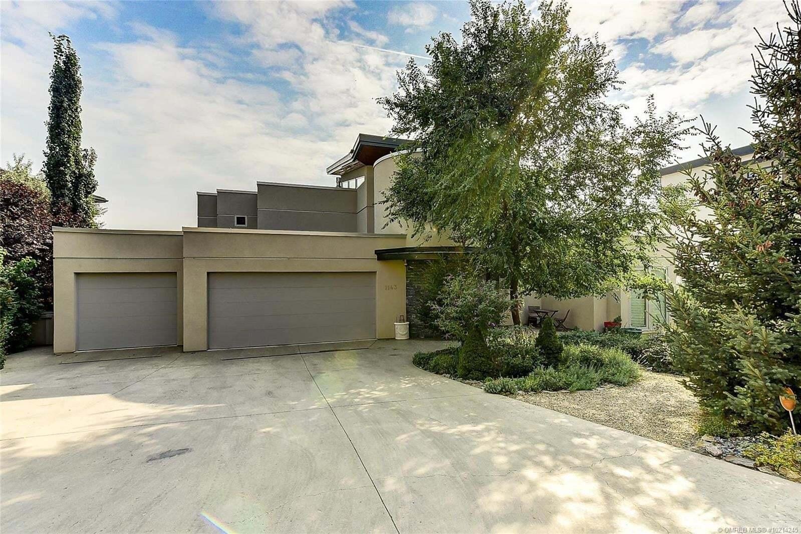House for sale at 1143 Parkbluff Ln Kelowna British Columbia - MLS: 10214245