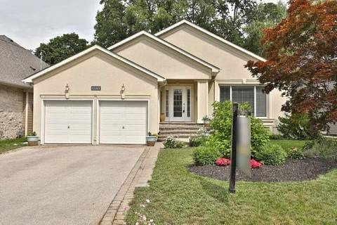House for sale at 1143 Shaw St Oakville Ontario - MLS: W4526384