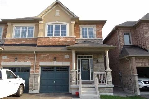 Townhouse for rent at 1143 Stuffles Cres Newmarket Ontario - MLS: N4696503