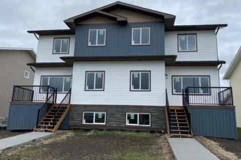 Townhouse for sale at 11434 106 Ave Grande Prairie Alberta - MLS: GP215086