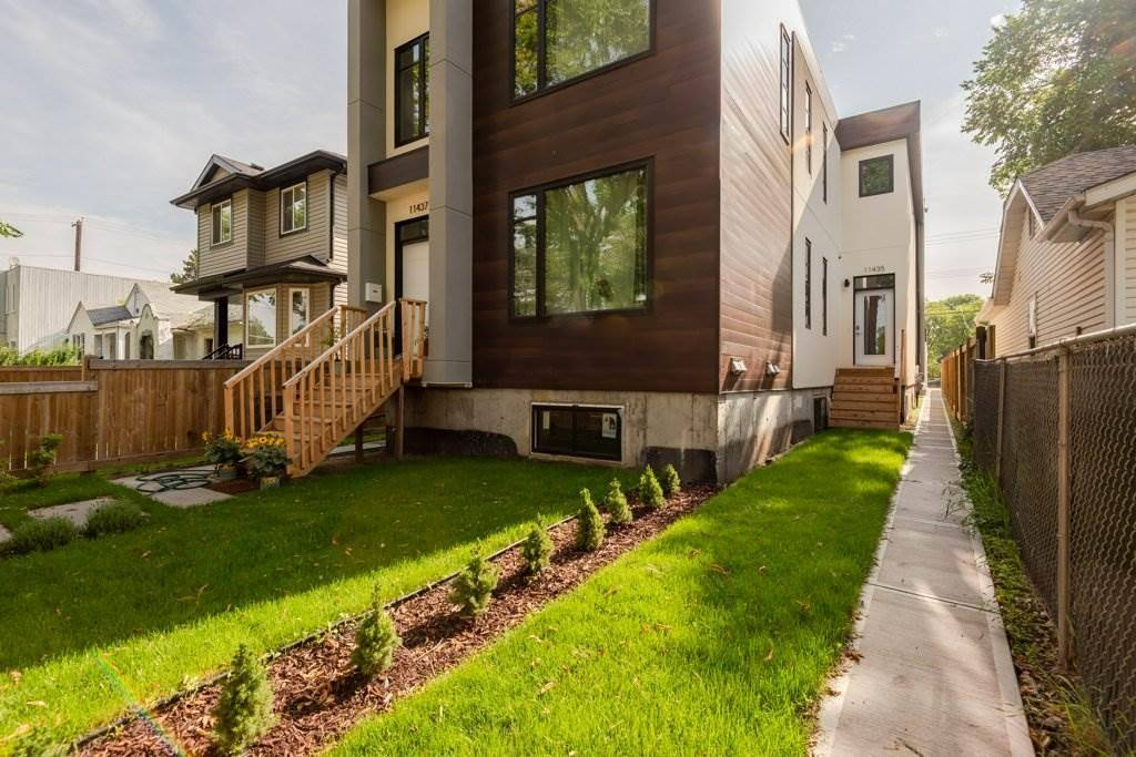 Townhouse for sale at 11435 101 St Nw Edmonton Alberta - MLS: E4174103