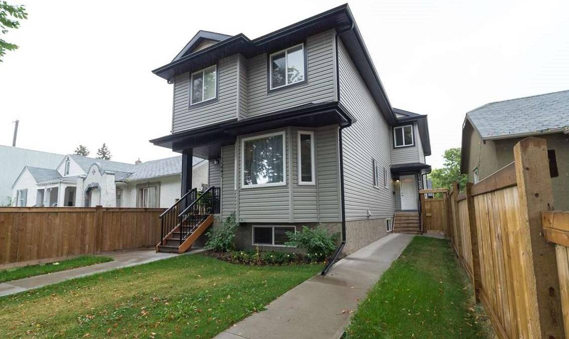 Townhouse for sale at 11439 101 St Nw Edmonton Alberta - MLS: E4165985