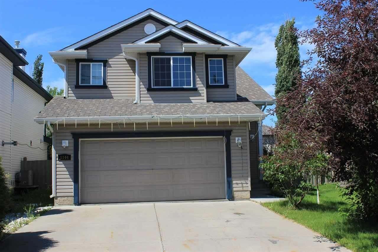 House for sale at 1144 Mcallister Co SW Edmonton Alberta - MLS: E4204688