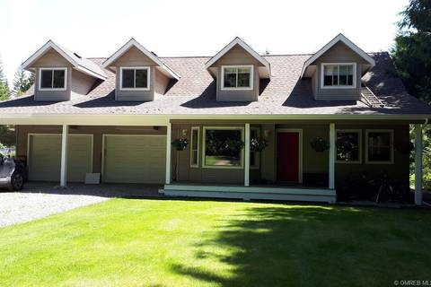 House for sale at 1144 Wharf Rd Scotch Creek British Columbia - MLS: 10183276