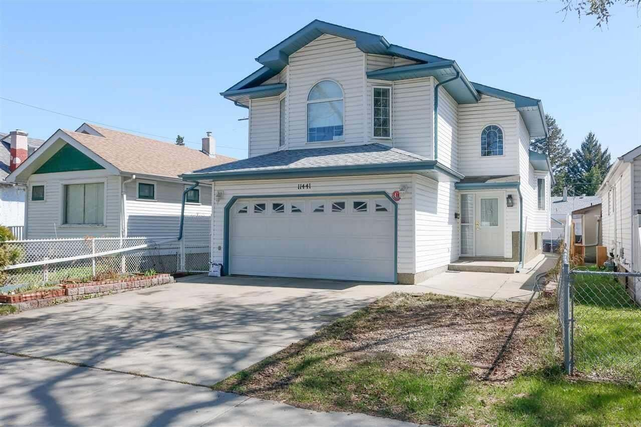 House for sale at 11441 87 St NW Edmonton Alberta - MLS: E4197049
