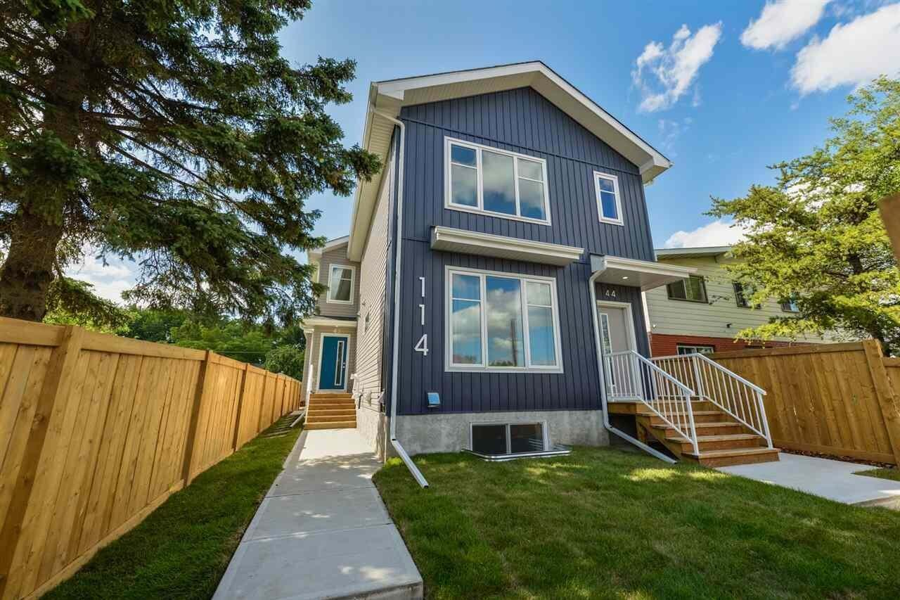 Townhouse for sale at 11442 82 St NW Edmonton Alberta - MLS: E4202556