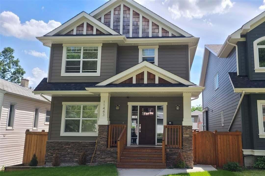 House for sale at 11443 78 Av NW Edmonton Alberta - MLS: E4204495