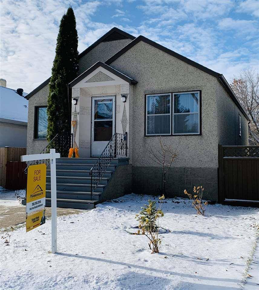 House for sale at 11444 67 St Nw Edmonton Alberta - MLS: E4178603