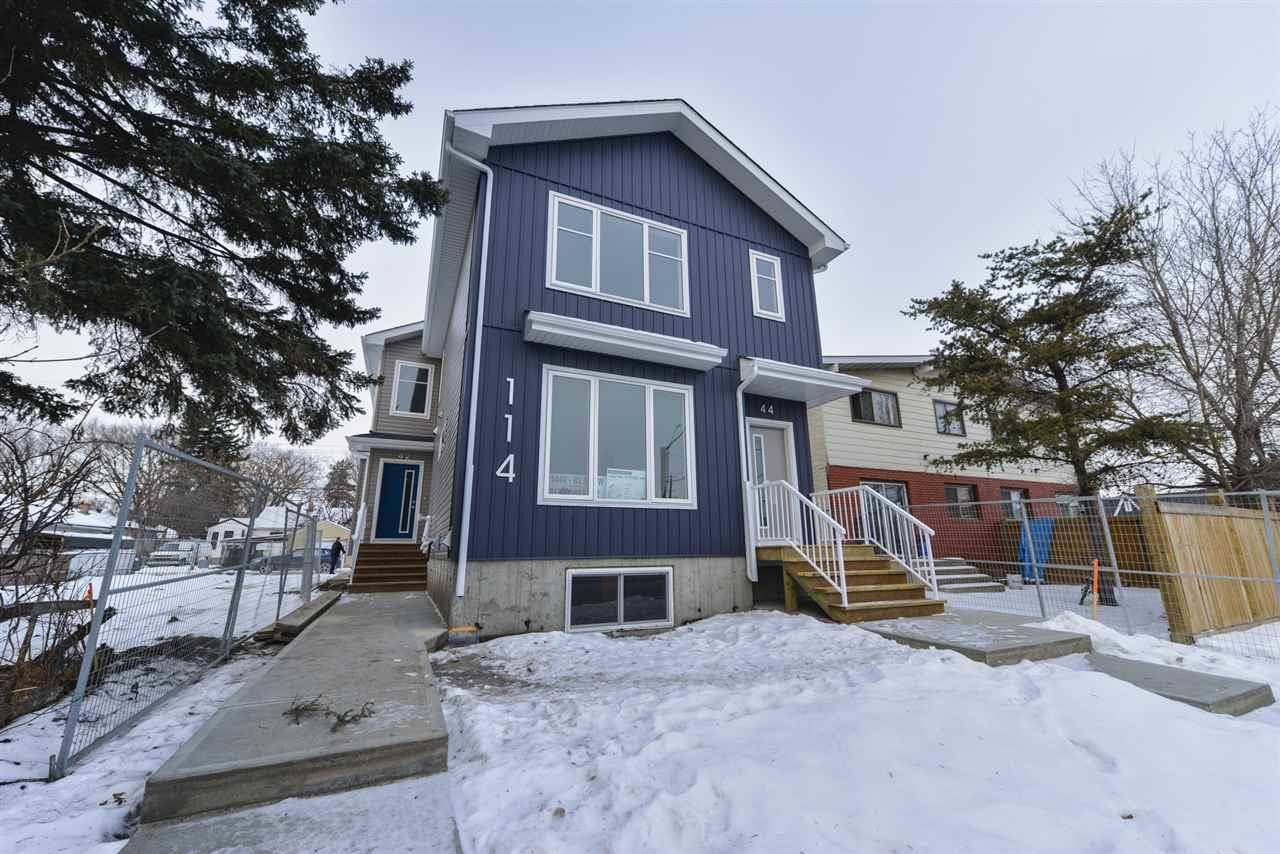 Townhouse for sale at 11444 82 St Nw Edmonton Alberta - MLS: E4184455