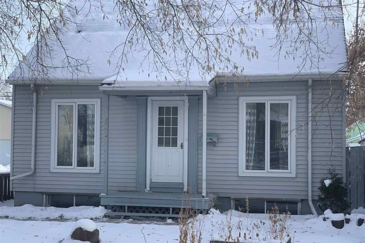 House for sale at 11447 92 St NW Edmonton Alberta - MLS: E4219451