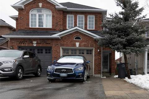 Townhouse for sale at 1145 Foxglove Pl Mississauga Ontario - MLS: W4698010