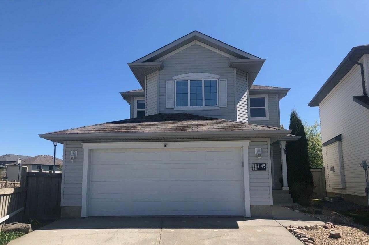 House for sale at 1145 Mcallister Co SW Edmonton Alberta - MLS: E4188466