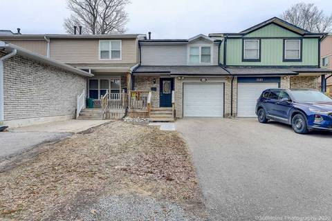Townhouse for sale at 1145 Trowbridge Ct Oshawa Ontario - MLS: E4727212