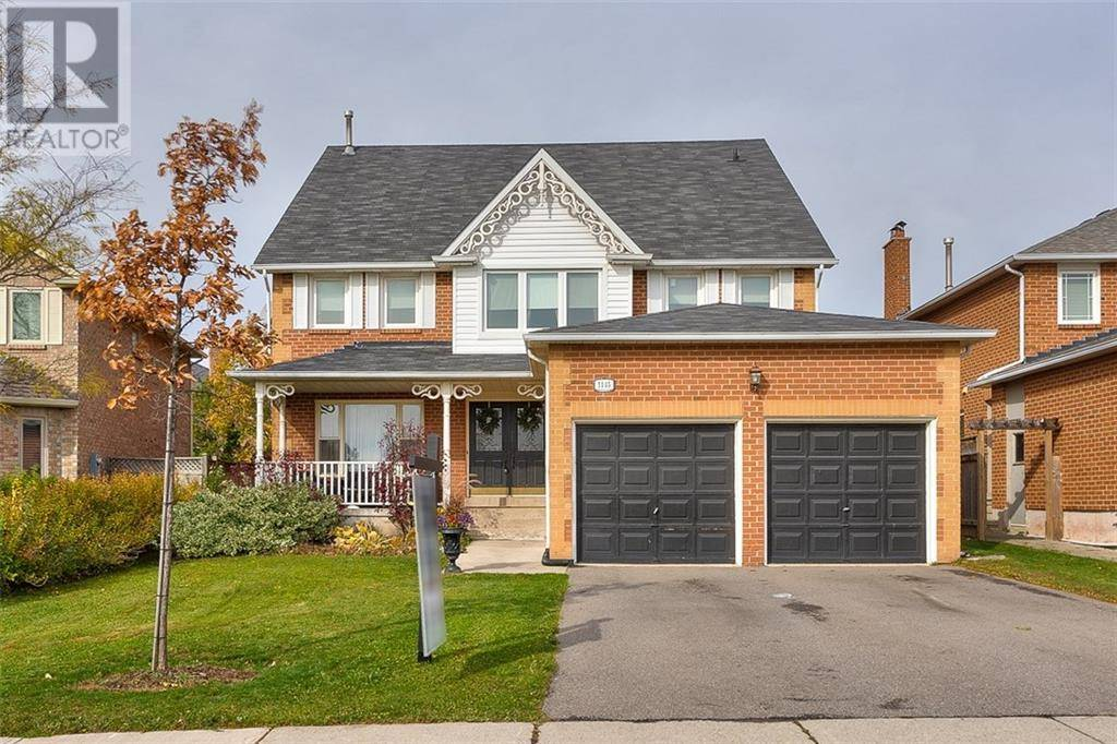 House for sale at 1145 Valleybrook Dr Oakville Ontario - MLS: 30775004