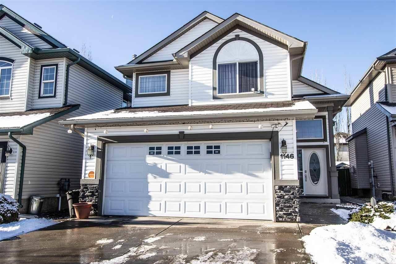 House for sale at 1146 112 St Sw Edmonton Alberta - MLS: E4180552