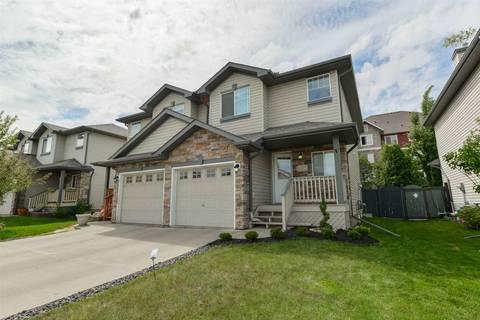 Townhouse for sale at 1146 Barnes Wy Sw Edmonton Alberta - MLS: E4113429
