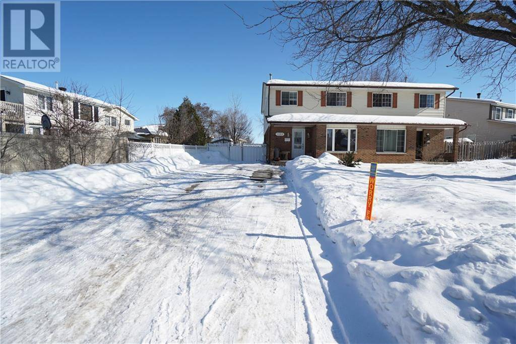House for sale at 1146 Burgundy Ln Ottawa Ontario - MLS: 1183313