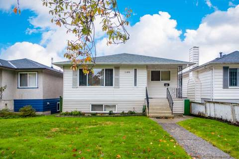 House for sale at 1146 59th Ave E Vancouver British Columbia - MLS: R2412421