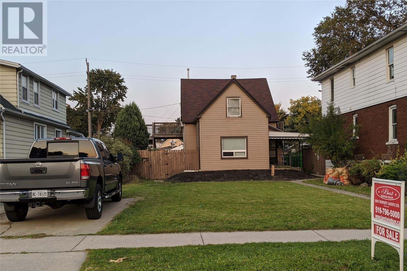 Townhouse for sale at 1146 Howard Ave Windsor Ontario - MLS: 20012333