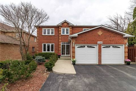 House for sale at 1146 Jonathan Dr Oakville Ontario - MLS: W4412617