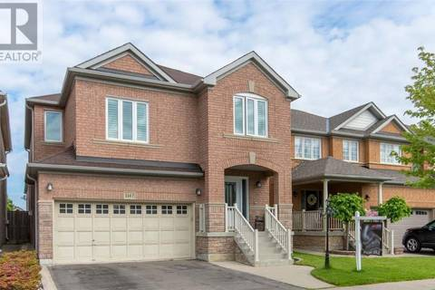 House for sale at 1147 Costigan Rd Milton Ontario - MLS: 30744551