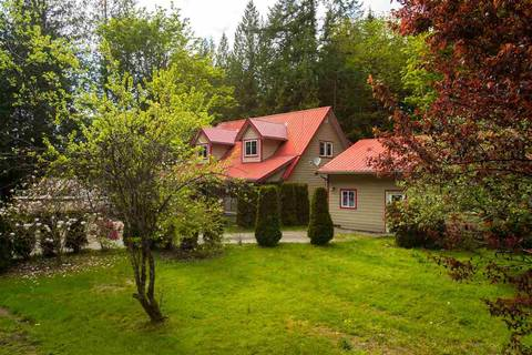 House for sale at 1147 Flume Rd Roberts Creek British Columbia - MLS: R2366122