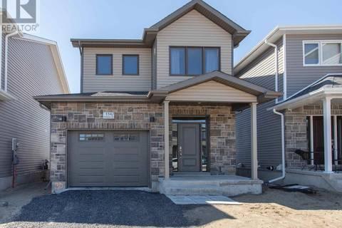 House for sale at 1147 Horizon Dr Kingston Ontario - MLS: K19003611
