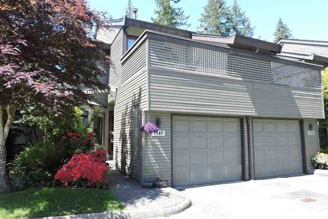 Townhouse for sale at 1147 Montroyal Blvd North Vancouver British Columbia - MLS: R2373369
