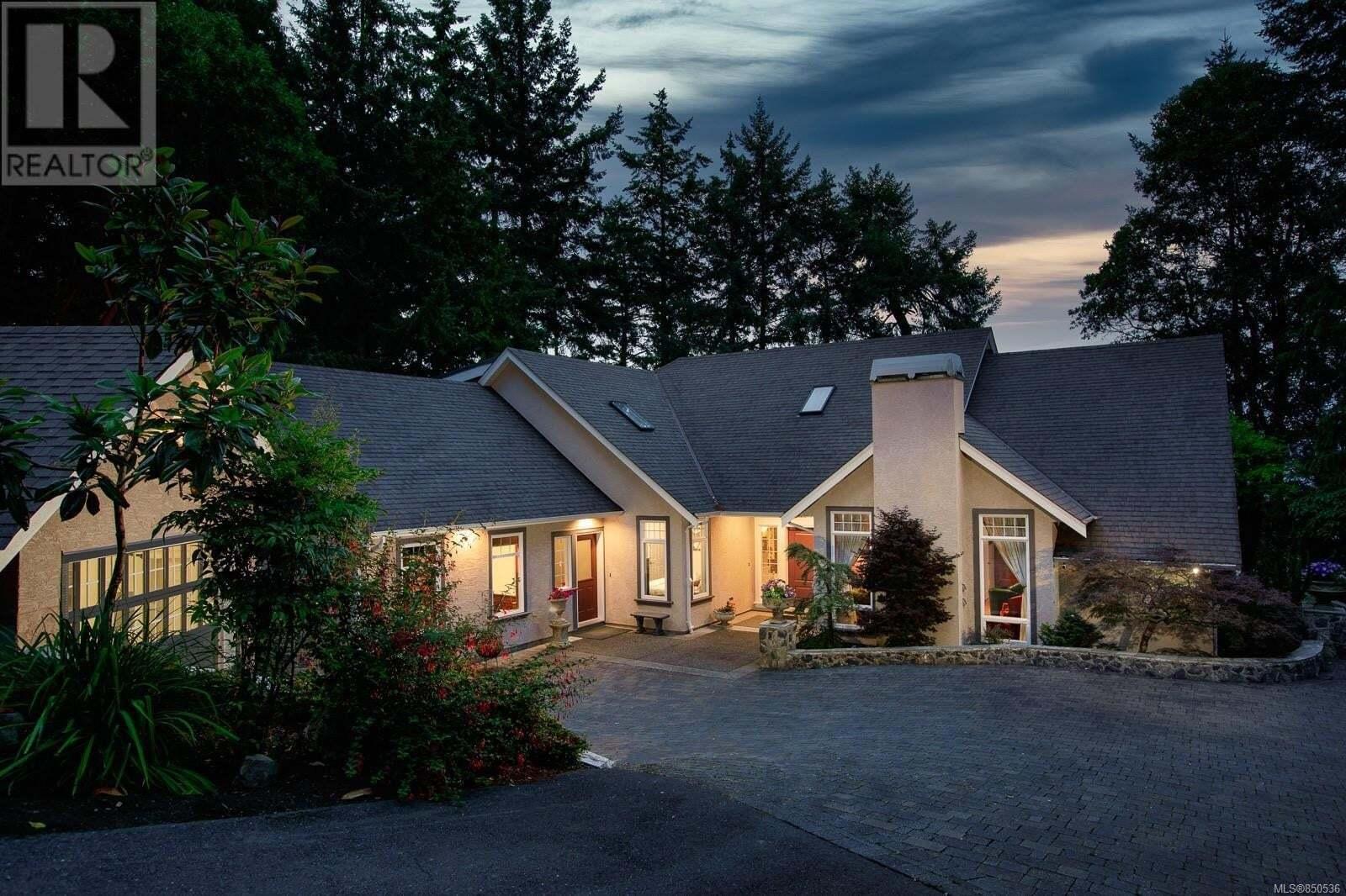 House for sale at 11477 Dawson  North Saanich British Columbia - MLS: 850536