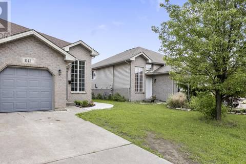 House for sale at 1148 Settlers  Windsor Ontario - MLS: 19019692