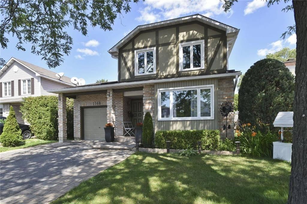 House for sale at 1148 St Jovite Rdge Ottawa Ontario - MLS: 1165655
