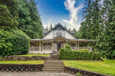 House for sale at 11482 284 St Maple Ridge British Columbia - MLS: R2470512