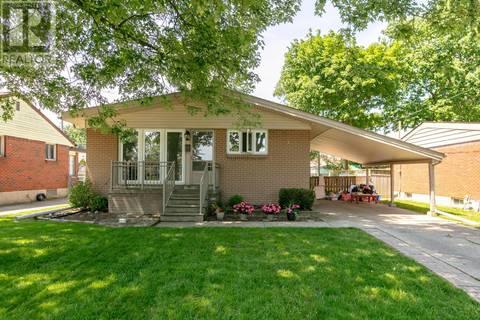 House for sale at 1149 Belleperche Pl Windsor Ontario - MLS: 19020226