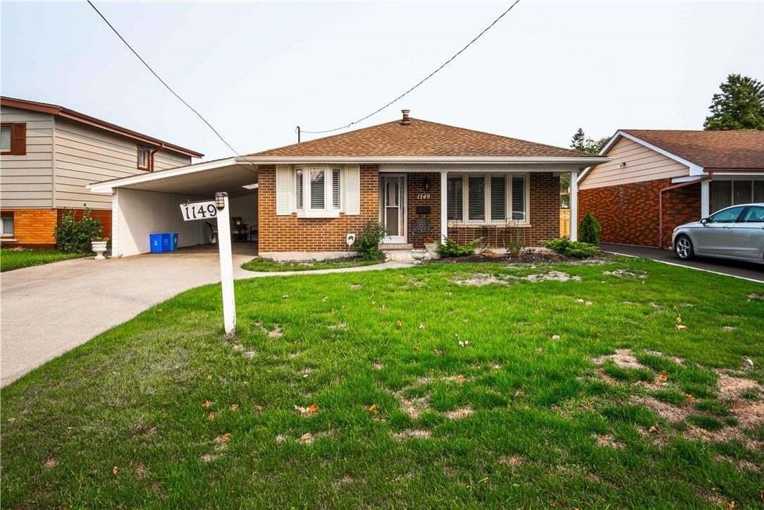 House for sale at 1149 Mohawk Rd E Hamilton Ontario - MLS: H4089433