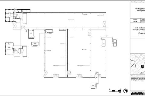 Commercial property for lease at 1149 Northside Dr Burlington Ontario - MLS: W4620072