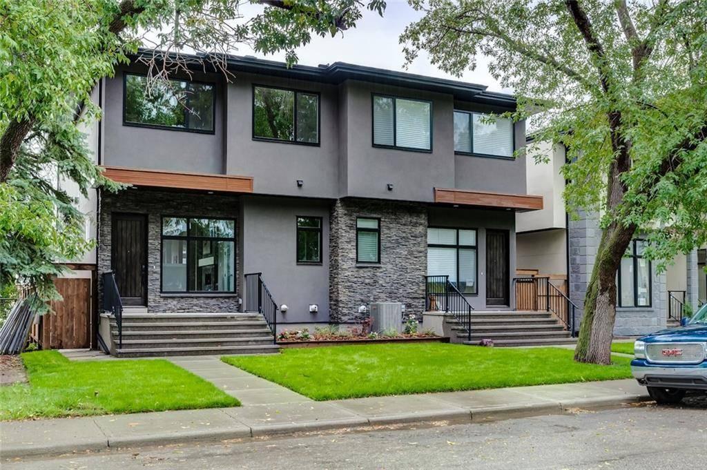 Townhouse for sale at 1149 Regent Cres Ne Renfrew, Calgary Alberta - MLS: C4267554