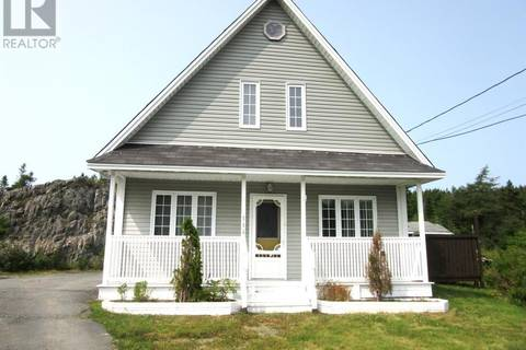 House for sale at 114 New Harbour Rd Spaniards  Bay Newfoundland - MLS: 1191988