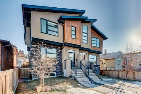 Townhouse for sale at 114 12 St Northeast Calgary Alberta - MLS: C4243313