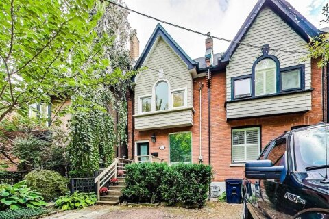 Townhouse for sale at 115 Marlborough Ave Toronto Ontario - MLS: C4964477