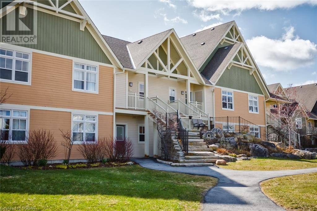 Condo for sale at 109 Fairway Ct Unit 115 The Blue Mountains Ontario - MLS: 254107