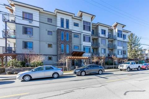 Condo for sale at 11887 Burnett St Unit 115 Maple Ridge British Columbia - MLS: R2354219